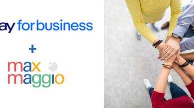 partnership eBay for Business IT + Max Maggio