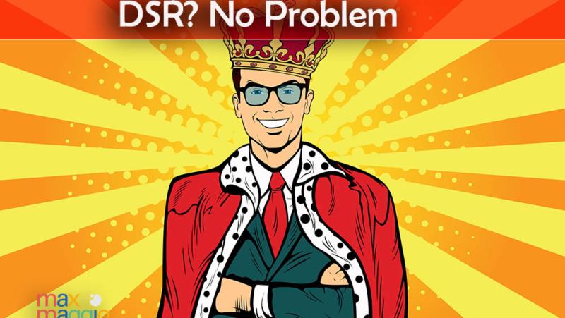 Status Venditore eBay DSR